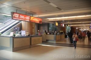 Changi Airport Transtar 01