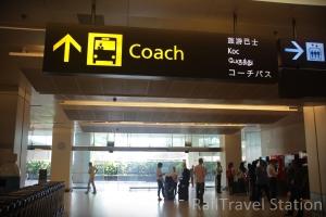 Changi Airport Transtar 02