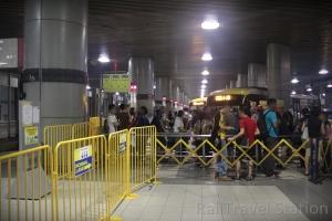 JB Sentral Departure Bus Causeway Link 01
