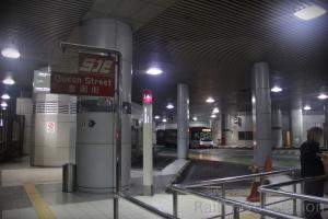 JB Sentral Departure Bus SJE 01