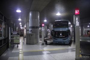 JB Sentral Departure Bus Transtar 01