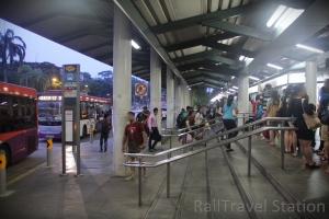 Kranji MRT Bus Stop 02