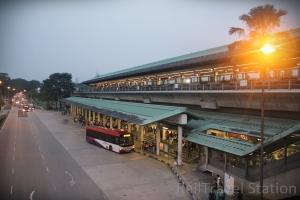 Kranji MRT Bus Stop 03
