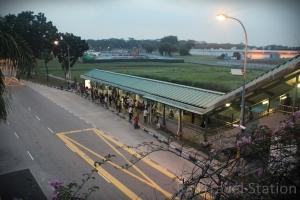 Kranji MRT Opposite Bus Stop 01