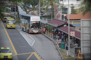 Marsiling MRT Opposite Bus Stop 01