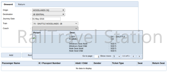E-Ticket Booking 08