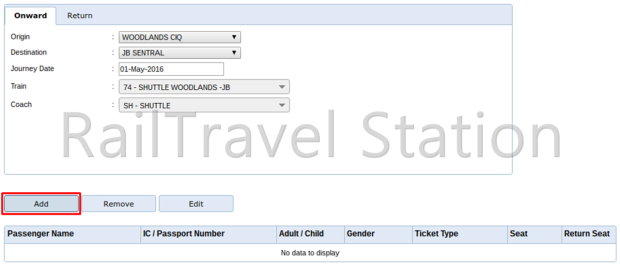 E-Ticket Booking 09