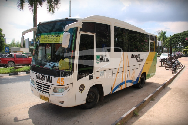 Singapore to Bali Day 1 Trans Batam Batam Centre to Batu Ampar 02