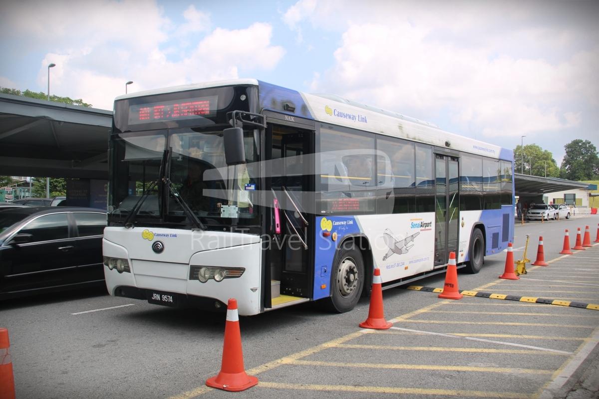 Causeway Link Senai Airport Shuttle Service AA1 JB