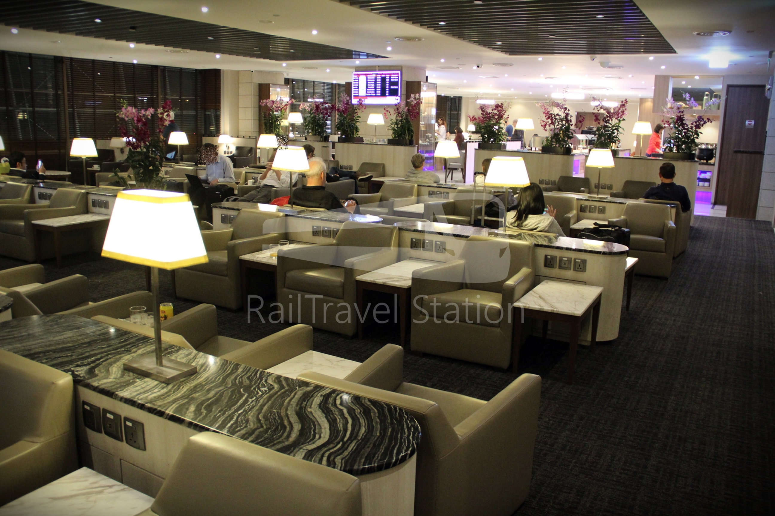 Lounge Review – SATS Premier Lounge 2 (Changi Airport Terminal 2): Possibly A Well-Stocked Lounge, Just Don't Visit It Too Late At Night