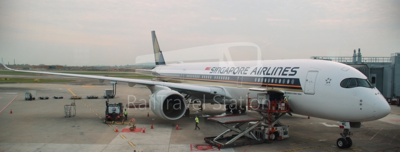 Singapore Airlines SQ956: Singapore to Jakarta Soekarno-Hatta by ...