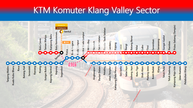 TRAINS1M2 KTM Komuter Klang Valley Sector 05.2