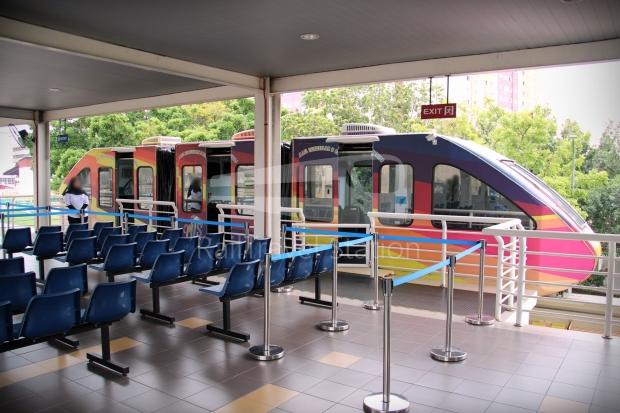 Melaka Monorail Tun Ali Tun Ali 09