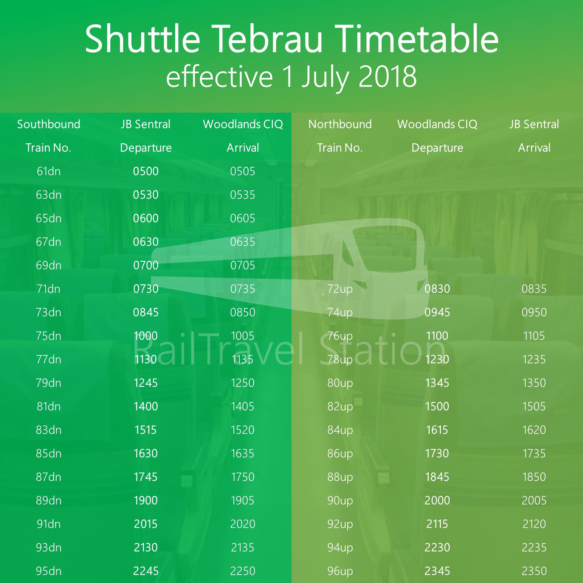 Ktm Shuttle Tebrau