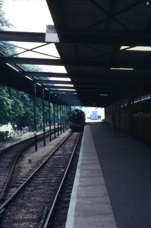 Tanjung Pagar Platform 3 Headshunt